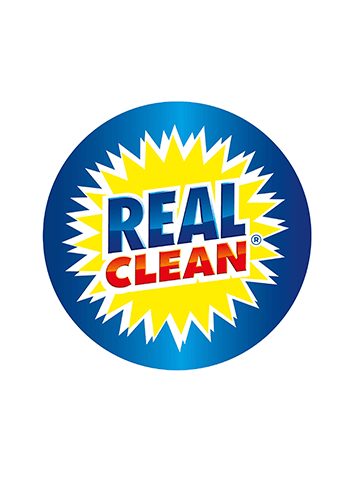 Logotipo Real Clean