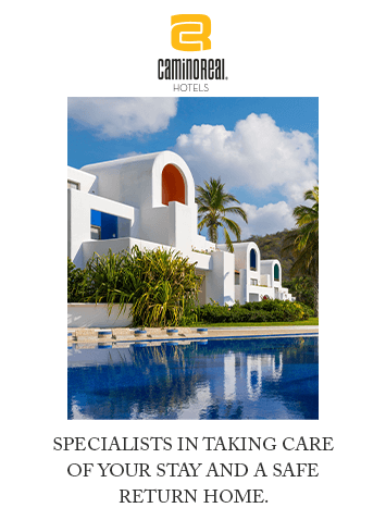 Specialists in taking care of your stay and a safe return home