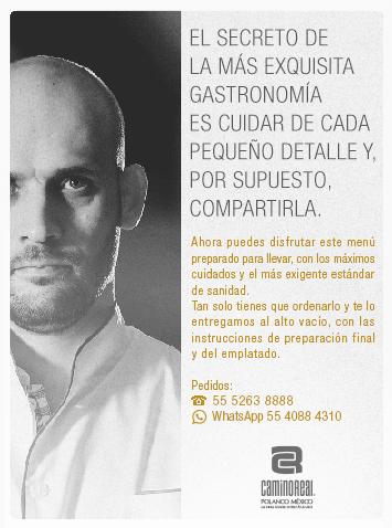 Servicio Domicilio CR Polanco
