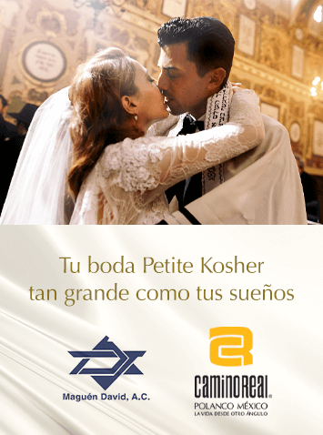 Boda Kosher - Camino Real Polanco Mexico