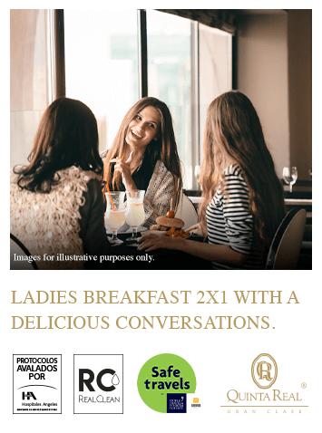 Quinta Real Breakfast 2x1